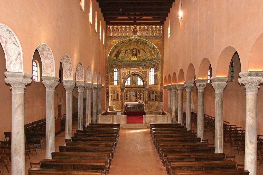 Eufrazijeva Bazilika u Poreču
